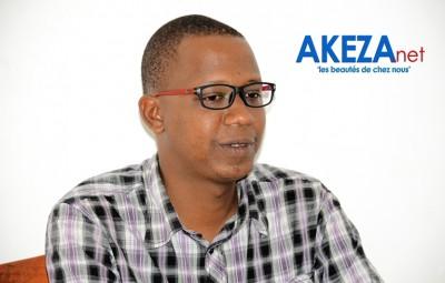 Yannick MFURANZIMA , insurance broker/Africa Risk © Akeza.net