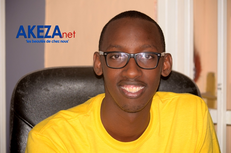 Billy CAMIRIRWA is revolutionizing Western Union Services