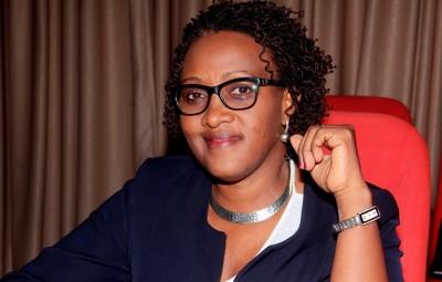 Claudette NGENDANDUMWE , president of AFAB