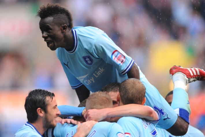 Gael Bigirimana regains his former club Coventry