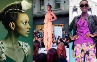 Liesse KEZIMANA , burundian model in Australia