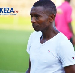Massoud Irakoze a.k.a Commandant , Inter Stars coach ©Akeza.net