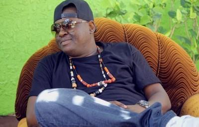 Tanzanian rapper professor Jay
