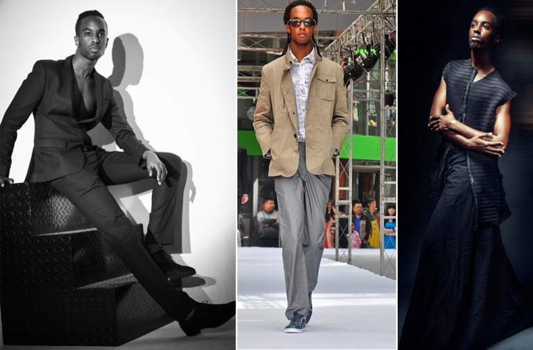 Burundian models abroad: Michael Thayer NKINDI, China