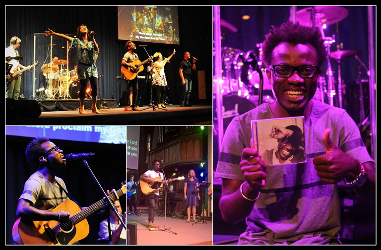 Singer David NDUWIMANA :from Burundi to Australia, the royal story of a hit maker