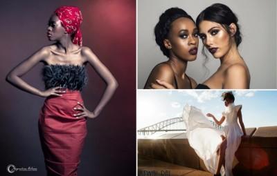 Burundian models abroad: Ornella Nishimwe, Australia