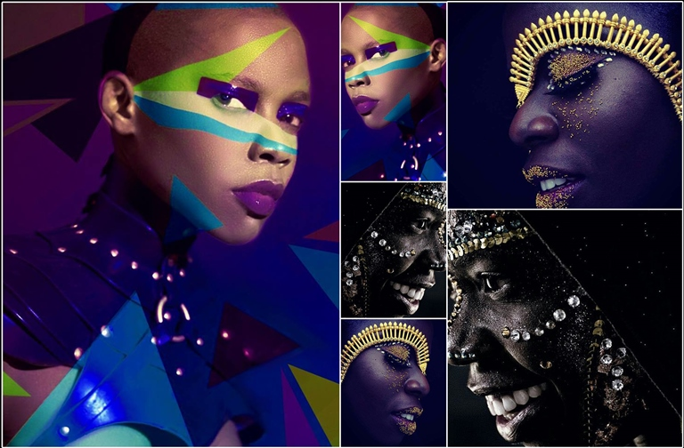 Burundian models abroad: The outstanding Karen Bengo, United Kingdom