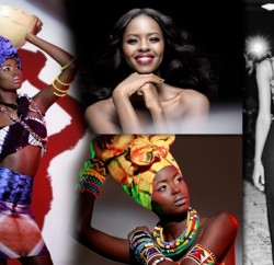 Burundian models abroad: the beautiful Nobelle Muvyeyi in Sweden