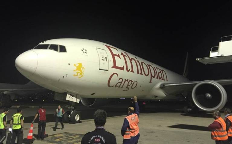 Ethiopian Cargo Launches New Flights to Istanbul and Beirut
