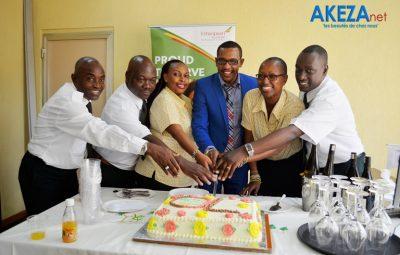 Team Ethiopian Airlines Burundi ©Akeza.net