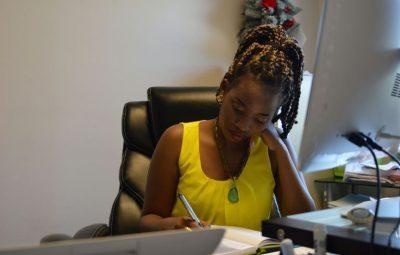 Judicaelle Abigaelle, founder of Abigaelle Closet