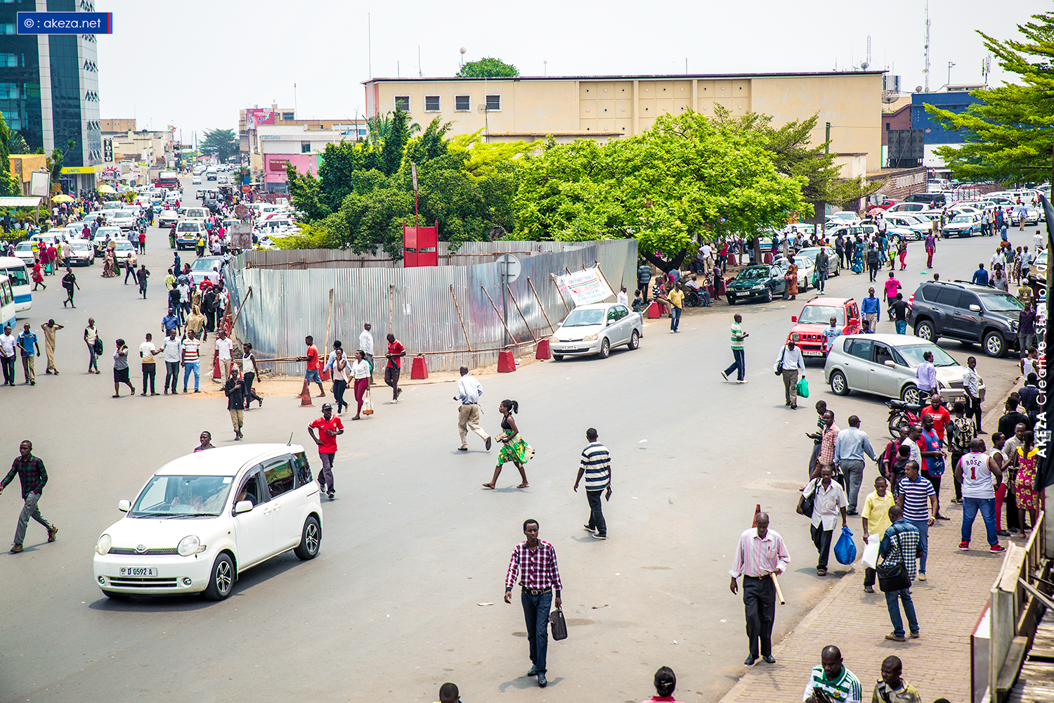 Bujumbura : The hustle is real