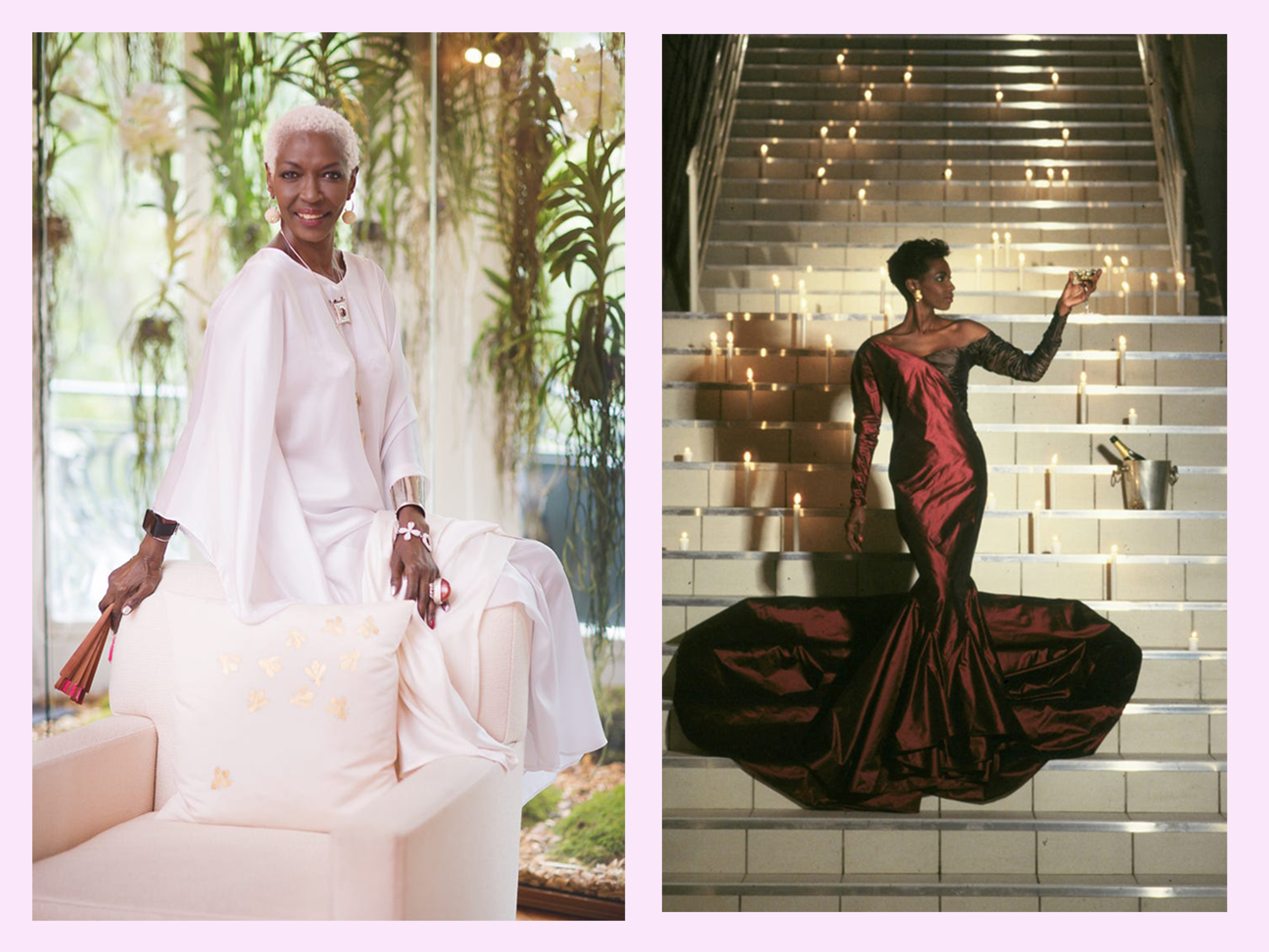 Burundians in the Diaspora: The wonderful story of Esther KAMATARI, the Burundian Princess who became the first Black model in France!